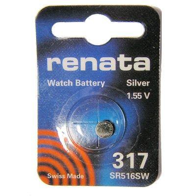 Батарейка RENATA 317
